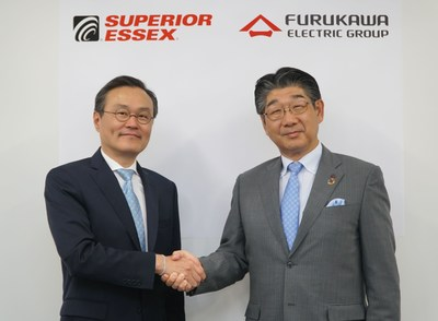 The joint venture will expand on an already tremendous working relationship between Essex and Furukawa Electric.
