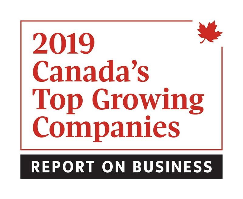 Report on Business - 2019 Canada's Top Growing Companies (CNW Group/Vertical Staffing Resources Inc.)