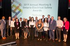 Electrical Safety Authority Hosts 2019 Ontario Electrical Safety Awards