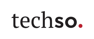 Logo : Techso (Groupe CNW/Techso)