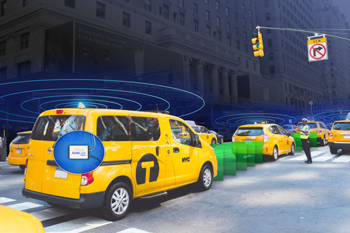 Danlaw AutoLink OBU in NYC-V2X Connected Vehicle Pilot