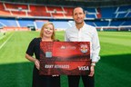Affinity Federal Credit Union Extends Partnership With New York Red Bulls and Announces First-Ever Co-Branded Credit Card