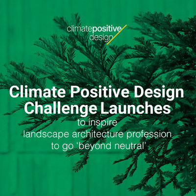 The goal of the Challenge is for global landscape architecture projects to collectively sequester more carbon than emitted between now and 2030.