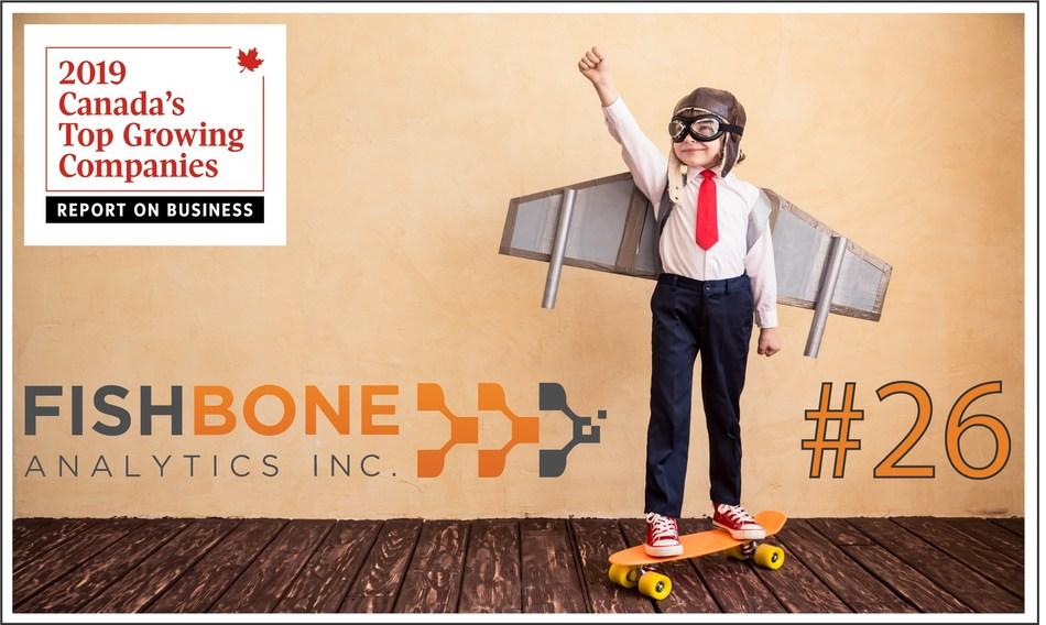 Fishbone #26 (CNW Group/Fishbone Analytics Inc.)
