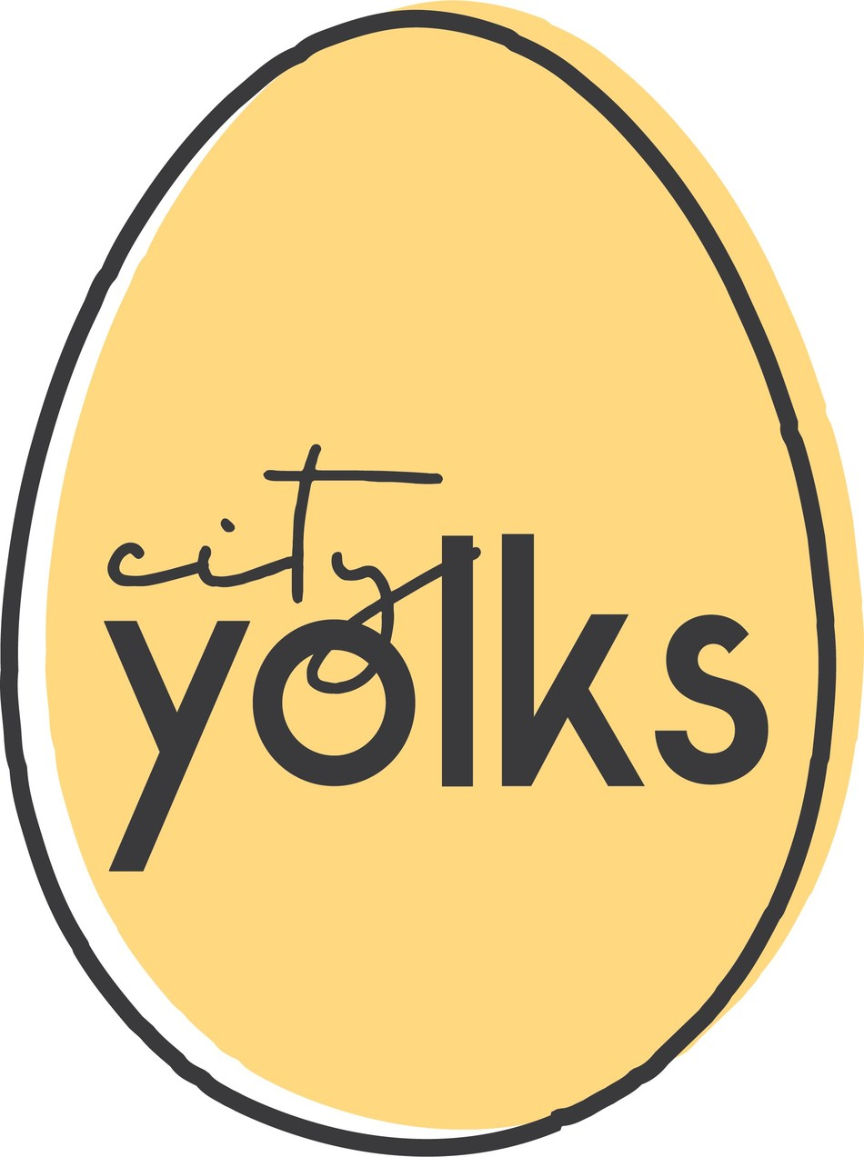City Yolks™ logo. Manna Pro created the interactive social community @CityYolks to allow urban and suburban backyard chicken owners and enthusiasts to connect and share tips on living sustainably with chicks.