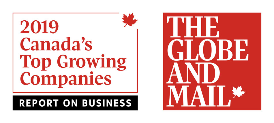2019 Canada's Top Growing Companies (CNW Group/Equium Group)