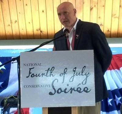 Prof. Victor Williams announces U.S. Senate Campaign on July 4th, 2019
