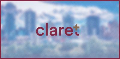 Logo: Claret (CNW Group/Croesus)