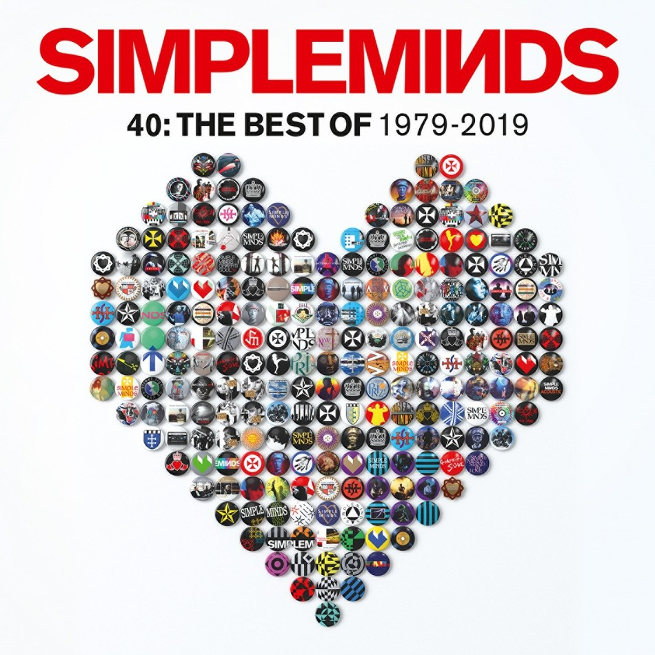 On November 1st, UMe will release 40: THE BEST OF – 1979-2019, a new compilation album that covers all 40 years of legendary band Simple Minds recording career. It captures their early experimentation, cross over chart successes, right up to their new imperial phase represented by songs from 2015's Big Music and last year's Walk Between Worlds, which was their highest chart success in over 20 years, charting at number 4 in the UK.