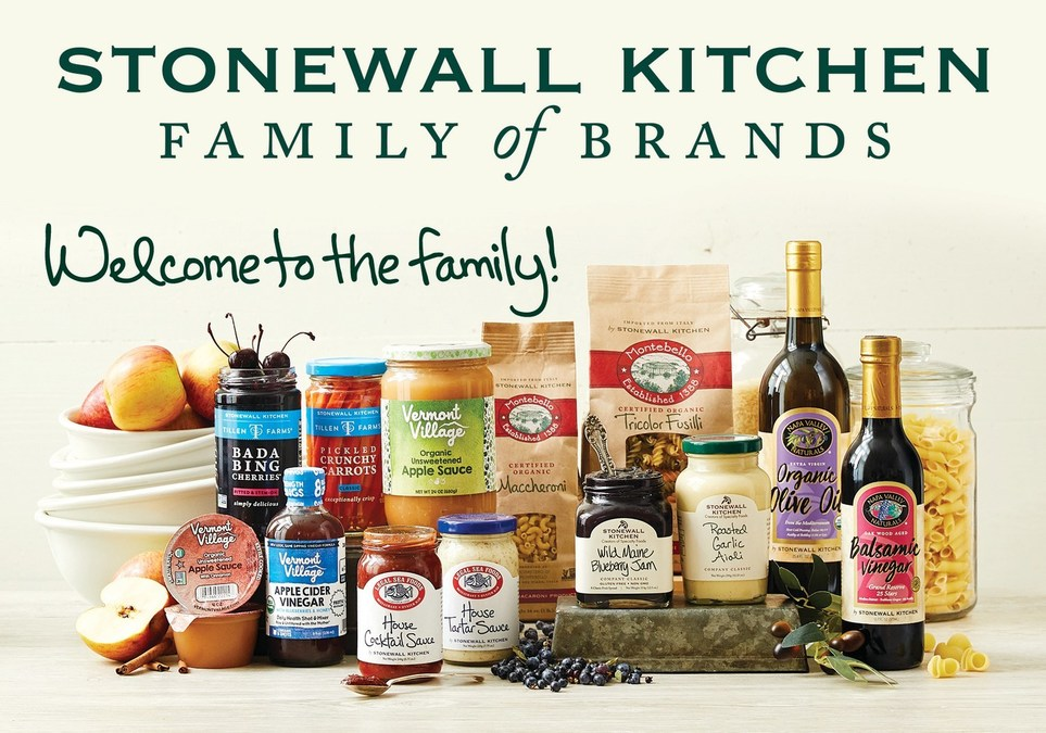 Stonewall Kitchen Completes Third Acquisition in Two Years ...