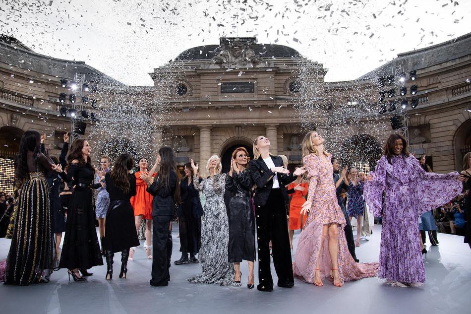 Le Défilé - L'Oreal Paris - Final - Photo Credit: Giovanni Giannoni