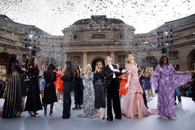 Le Defile L'Oreal Paris: Relive the Third Edition at the Historic Monnaie de Paris