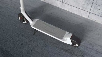 Hongji Bike Launches A Strategic Shared Electric Scooter