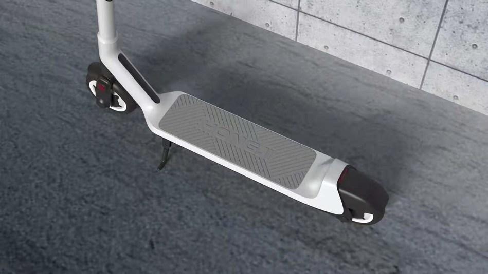 Hongji Bike Launches A Strategic Shared Electric Scooter