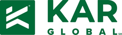KAR Global logo (PRNewsfoto/KAR Auction Services, Inc.)