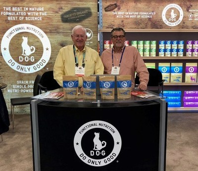 D.O.G. Certified co-owners Dr. Randy Johnson and Rick Pack
