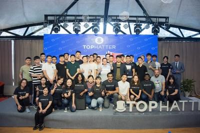 Tophatter 2019 Boom Season Seller Ceremony was held in Shanghai