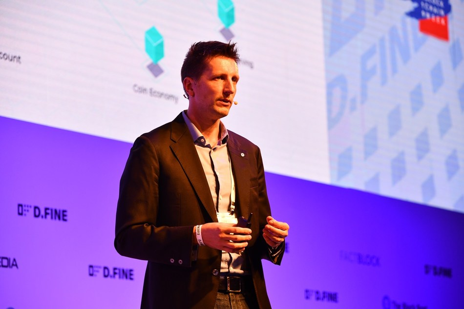 Hdac Technology Marketing Director Nicolas Jaquet at KBW2019