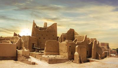 沙特瑰宝之地德拉伊耶自信展望未来旅游业以开放姿态走向世界