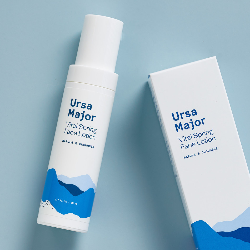 Ursa Major, a pioneer brand in the clean skincare market, raises $5 million in growth equity financing led by Fenwick Brands.