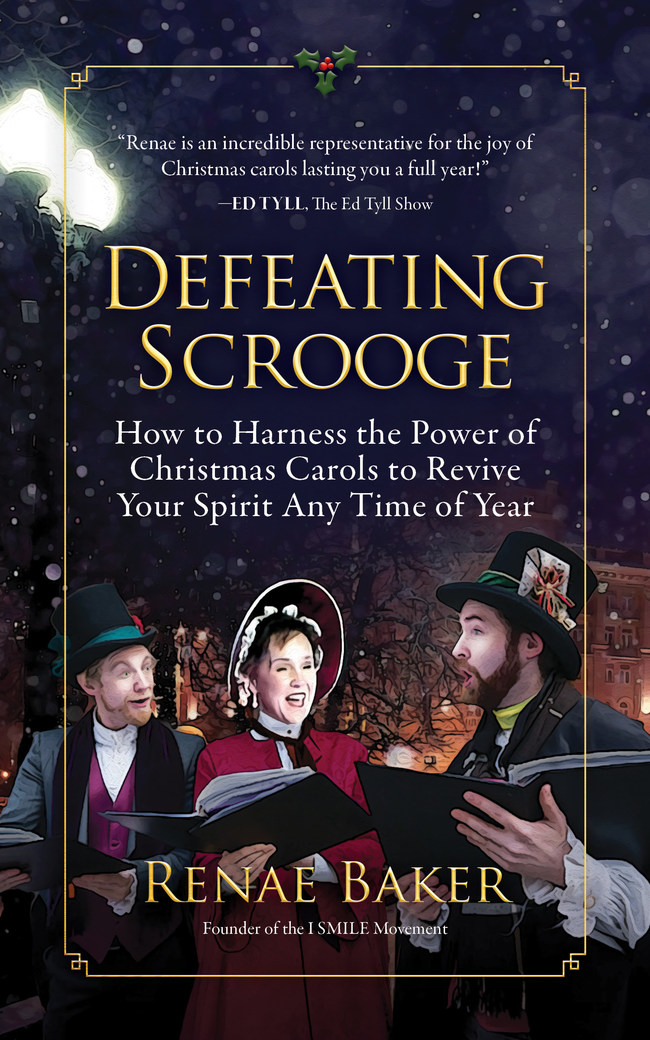 Defeating Scrooge Book Cover