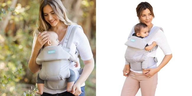 MOBY MOVE - A new carrier for all ages and stages of development focused on simplicity and comfort for parent and baby.