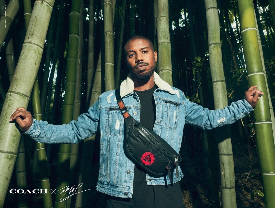 COACH INTRODUCES COACH X MICHAEL B. JORDAN; New Naruto-Inspired Capsule Collection Designed in Collaboration with Michael B. Jordan