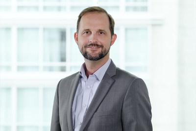 Peter J. Nieuwenhuizen, Vice President, Technology Strategy & Deployment, Enerkem (credit: Sylvie Trépanier) (CNW Group/Enerkem Inc.)