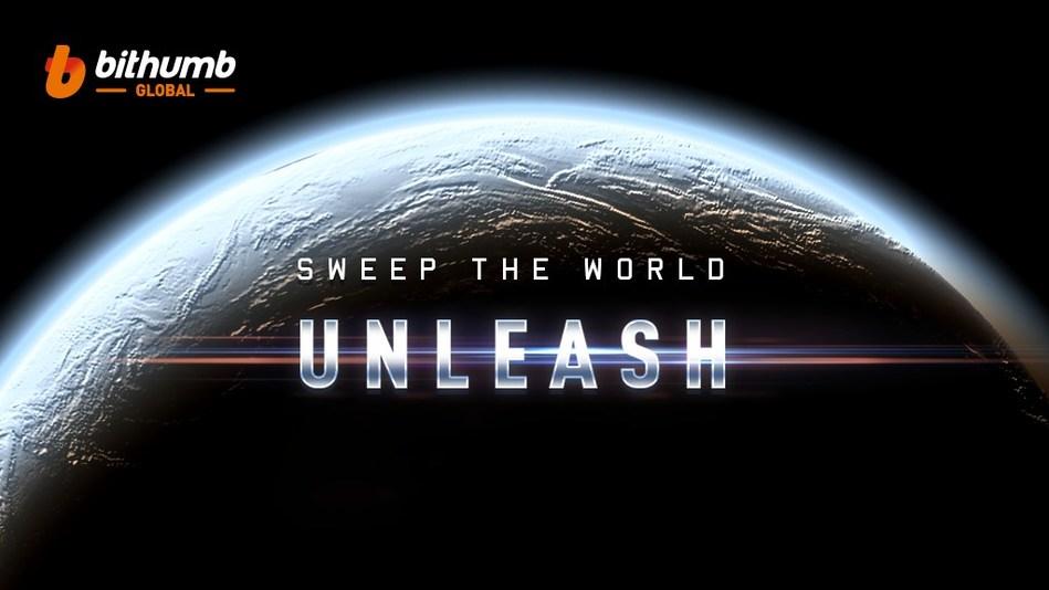 PROGRAMA UNLEASH (PRNewsfoto/Bithumb Global)