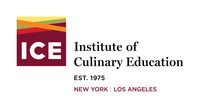 The Institute of Culinary Education in New York and Los Angeles. Visit www.ice.edu to learn more.