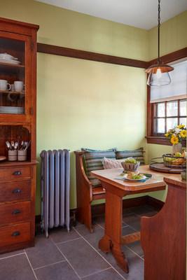 Christopher's Breakfast Nook in Tempered Sage, Burbank, Calif.