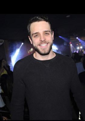 Tiago Polo em um de seus eventos produzidos no Brasil