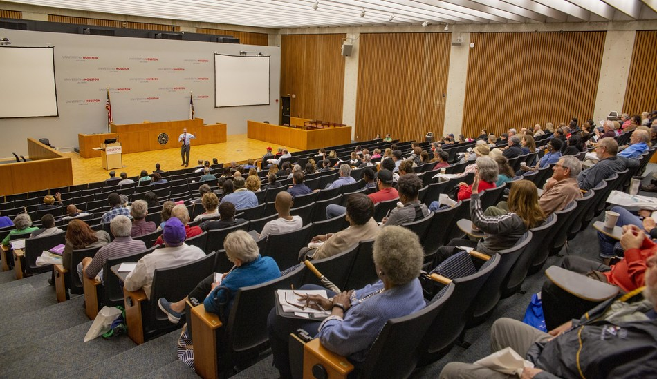 Houstonians will learn more about everyday legal issues during the People's Law School at the University of Houston Law Center on Saturday.