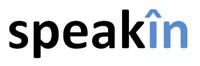 SpeakIn Logo