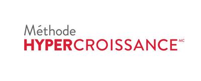 Logo : Méthode HYPERCROISSANCE (Groupe CNW/Cléo Maheux)