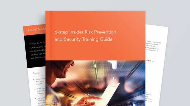 """ERP Maestro has launched the """"6-step Insider Risk Prevention and Security Training Guide"""" to increase awareness and prevention of internal cyber risks during National Cybersecurity Awareness Month (NCSAM) throughout October."""