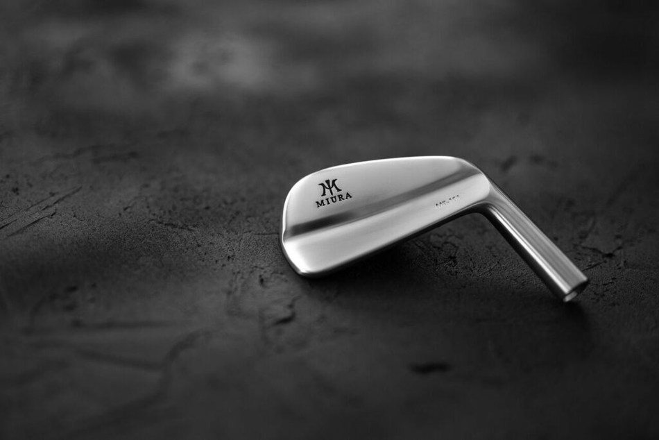 The Miura family's multigenerational collaboration has produced the finest forged clubs on the market. The MB-101 is the latest in a venerated catalog of irons.