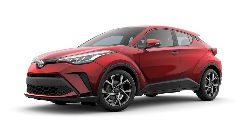 Restyled Front End and New Wheel Designs Amp Up Standout Style for 2020 Toyota C-HR