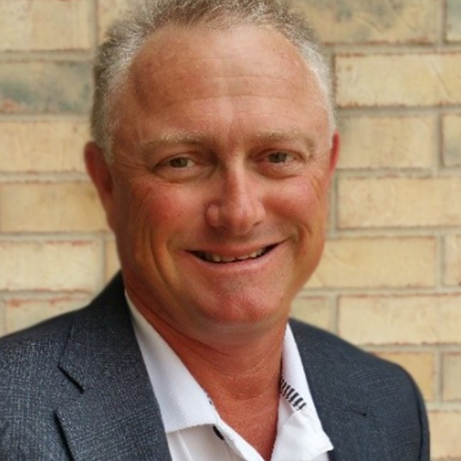 Kent Pope, Mission Secure Chief Revenue Officer