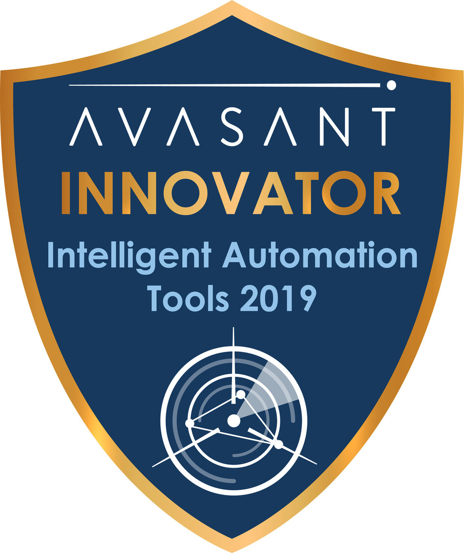 AntWorks is recognised as an Innovator in Avasant's Intelligent Automation RadarView
