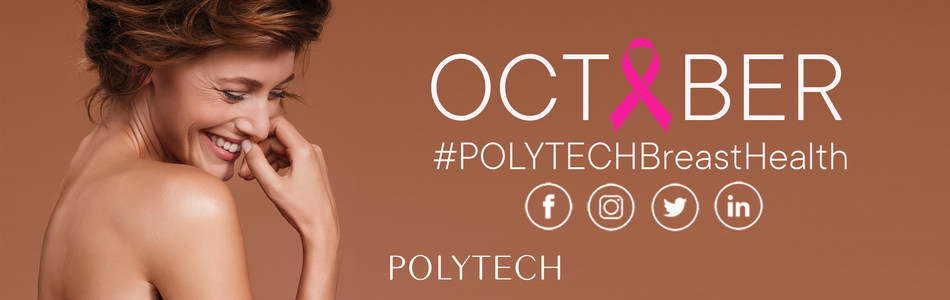 POLYTECH launch educational social media campaign for October Breast Health Awareness Month