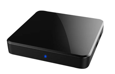 eSTREAM 4K, powered by Android TV