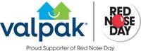 Valpak + Red Nose Day Logos