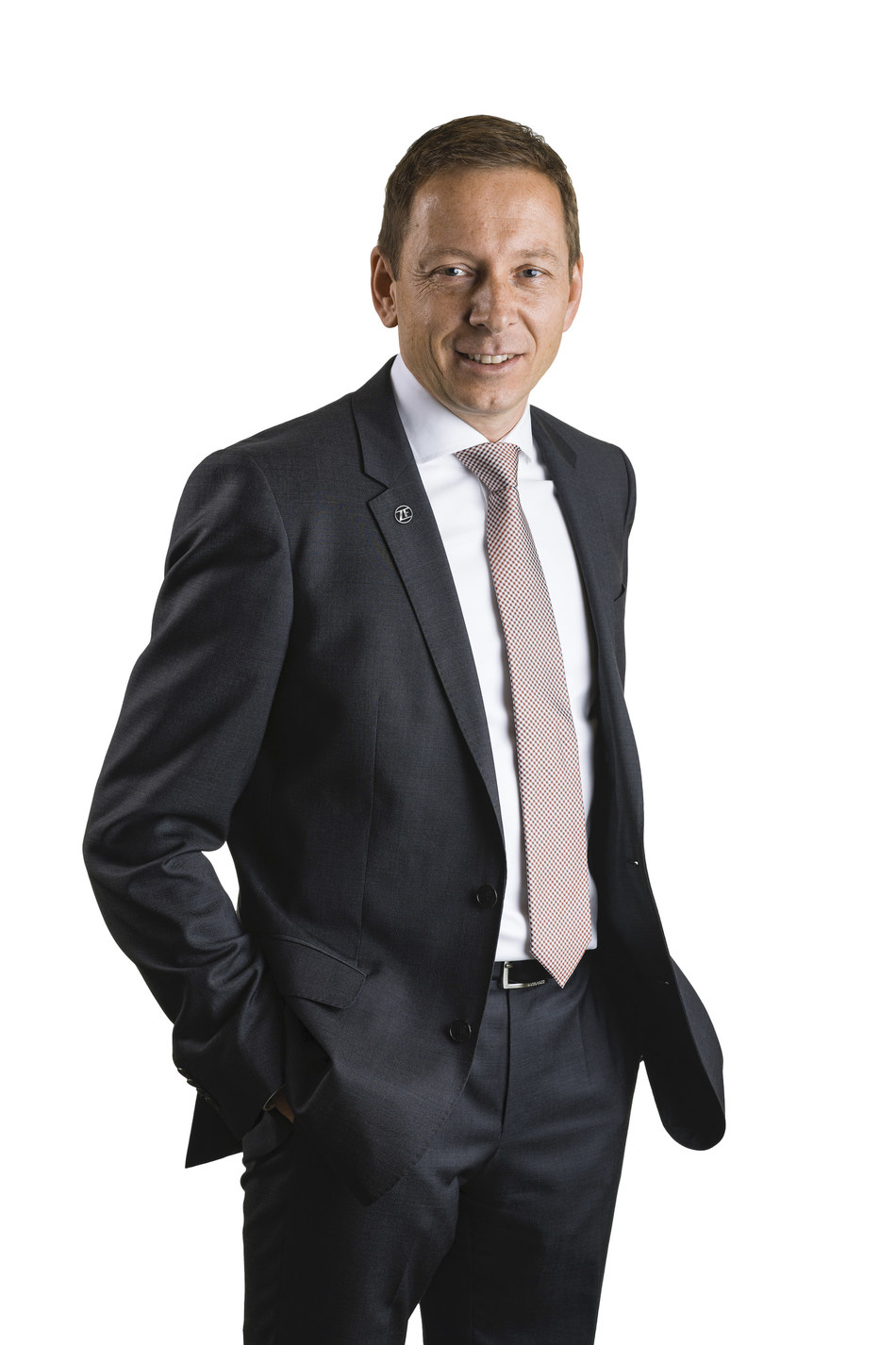 Martin Fischer, Member of the Board of Management, ZF