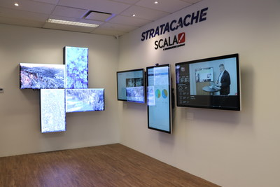 STRATACACHE Unveils New Customer Experience Centre in Singapore Headquarters