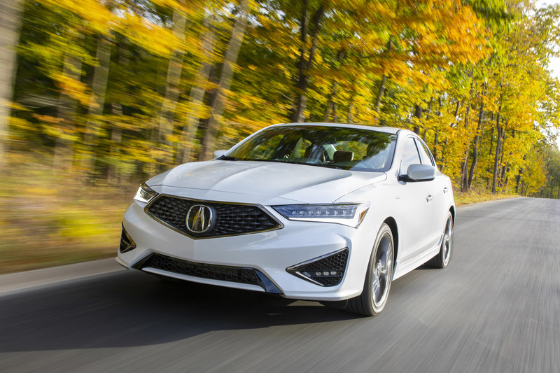 Acura's gateway luxury sport sedan sales increased 16 percent in September, helping solidify its #2 position in segment.