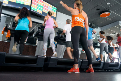 Seven years after their 2012 arrival, Orangetheory Fitness has opened the country's 100th location in Canada in Vancouver, British Columbia. (CNW Group/Orangetheory Fitness Canada)