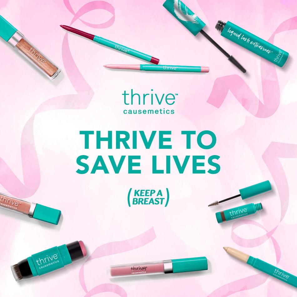 (PRNewsfoto/Thrive Causemetics)