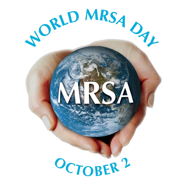 World MRSA Awareness Month - October