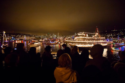 Argosy Cruises Christmas Ship ™ Festival is one of Seattle's most treasured traditions.